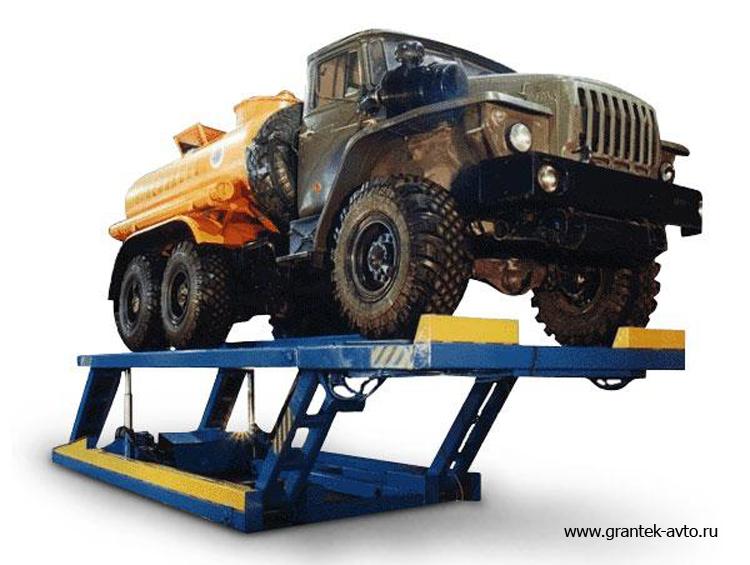 Ремонт грузовых автомобилей своими руками