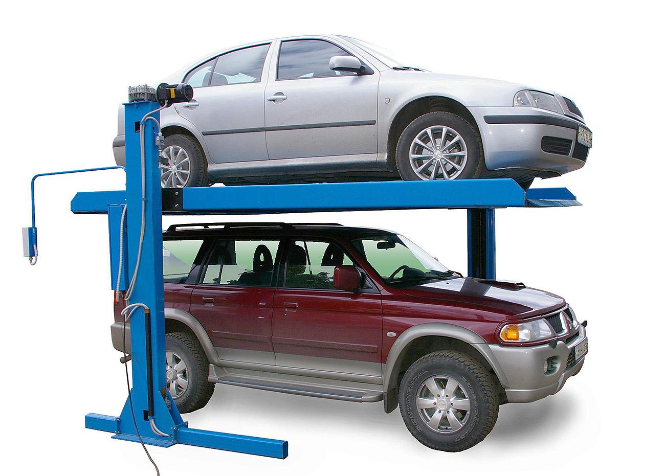 ПаркЛифт - Современные парковочные подъемники для любых