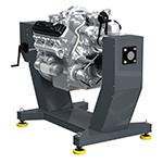 Стенд для сборки-разборки двигателей Р-660 (КРОН)