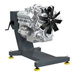 Стенд для сборки-разборки двигателей Р-642 (КРОН)