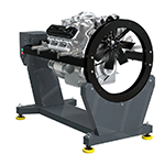 Стенд для сборки-разборки двигателей Р-770Е (КРОН)